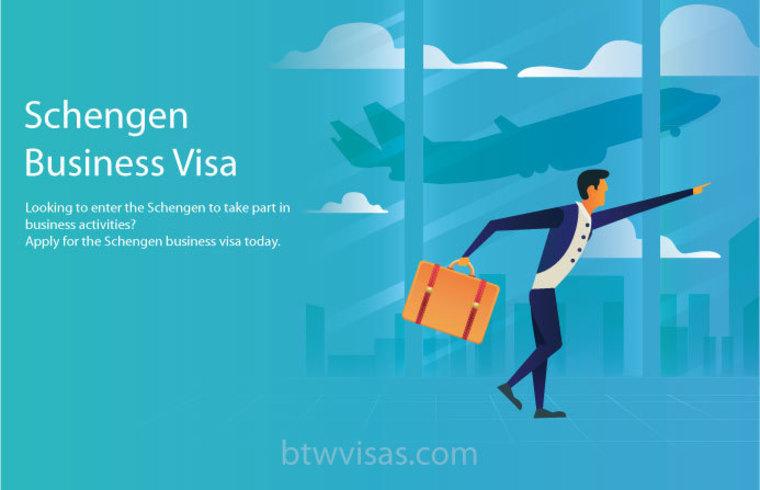Business Visa for Schengen