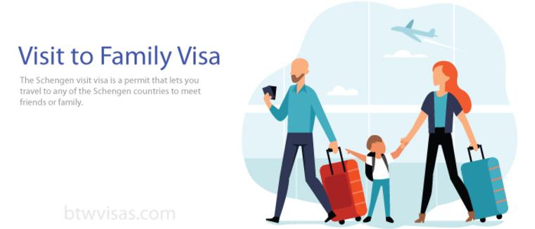 Schengen Visit Visa