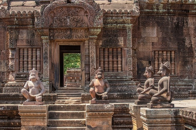 Cambodia Tourist Visa for Indian