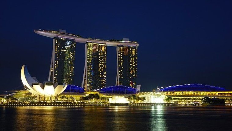Singapore business visa from India
