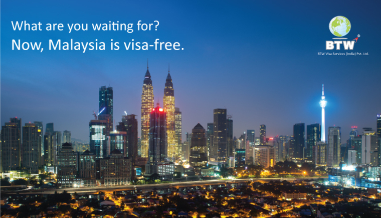 malaysia-visa-free-for-indians
