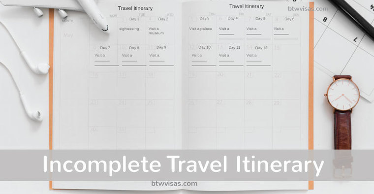 incomplete-travel-itinerary