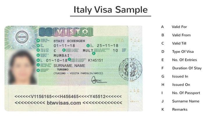 italy student visa