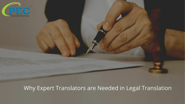 Large why expert translators are needed in legal translation