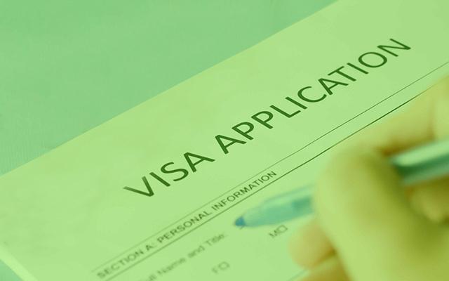 Visa terminology