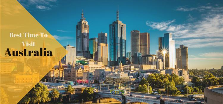Best time visit australia