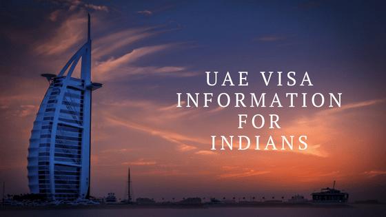 Uae visa for indians