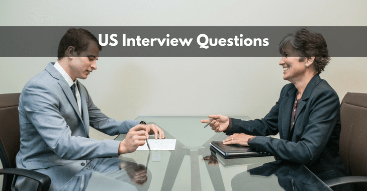 Us visa interview questions