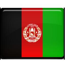 Afghanistan flag 256