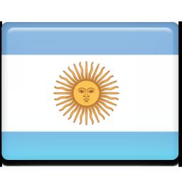 Argentina flag 256