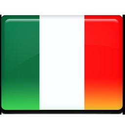 Italy flag 256