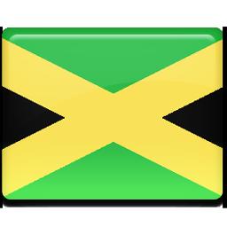 Jamaica flag 256