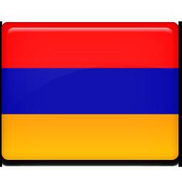 Armenia flag 256