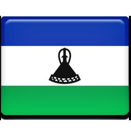 Lesotho flag 256
