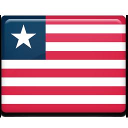 Liberia flag 256