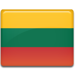Lithuania flag 256