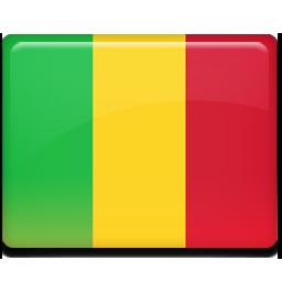 Mali flag 256