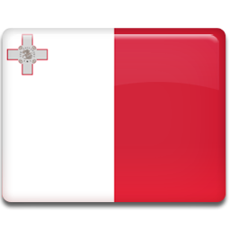 Malta flag 256