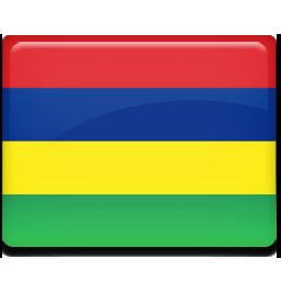 Mauritius flag 256