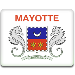 Mayotte flag 256