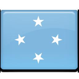 Micronesia flag 256