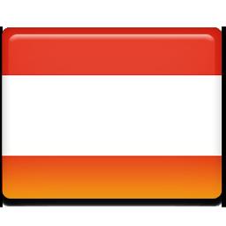 Austria flag 256