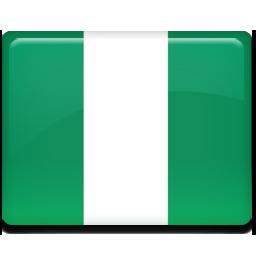 Nigeria flag 256