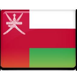 Oman flag 256