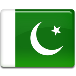 Pakistan flag 256
