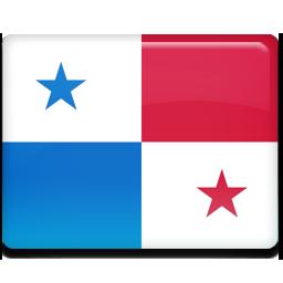 Panama flag 256