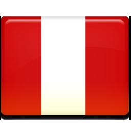 Peru flag 256