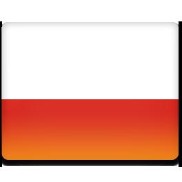 Poland flag 256