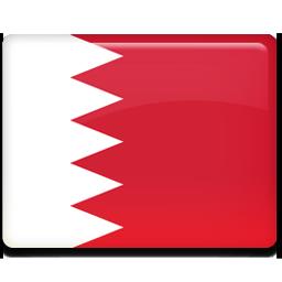 Bahrain flag 256