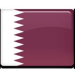 Qatar flag 256