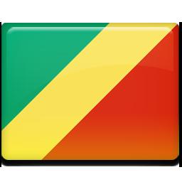 Congo flag 256