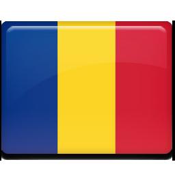 Romania flag 256
