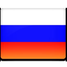 Russia flag 256