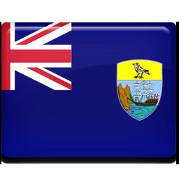 Saint helena flag 256