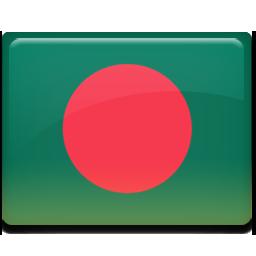 Bangladesh flag 256