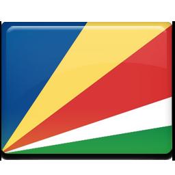Seychelles flag 256