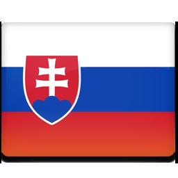 Slovakia flag 256