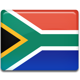 South africa flag 256