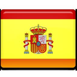 Spain flag 256