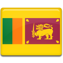 Sri lanka flag 256