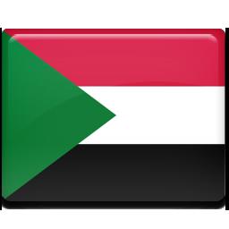 Sudan flag 256