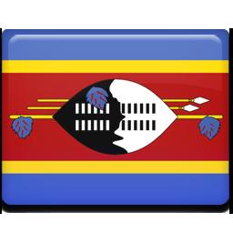 Swaziland flag 256