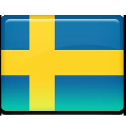 Sweden flag 256