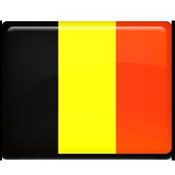 Belgium flag 256