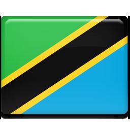 Tanzania flag 256