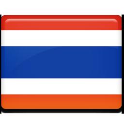 Thailand flag 256